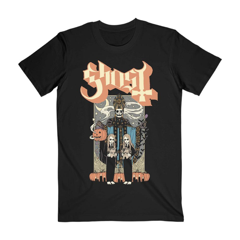 Ghost - Halloween Twins Tee