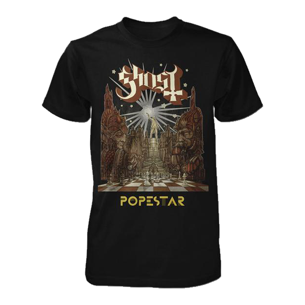 Ghost - Lightbringer Popestar (Black)