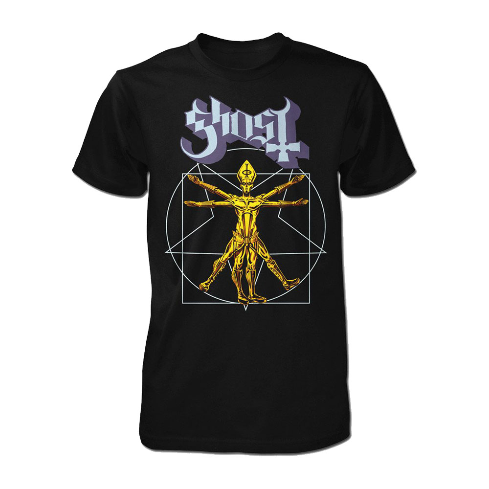Ghost - Popestar Man (Black)