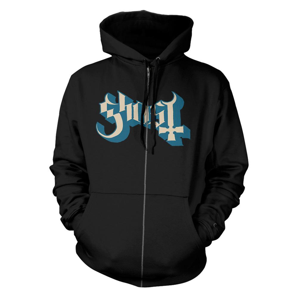 Ghost - Papa Of The World On Fire (Hoodie)