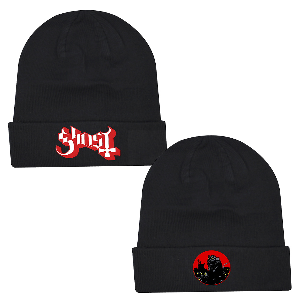 Ghost - Rat Patch Beanie Hat