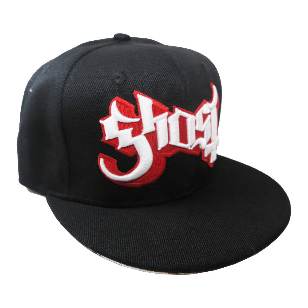 Ghost - Visions Of Never Snapback Cap