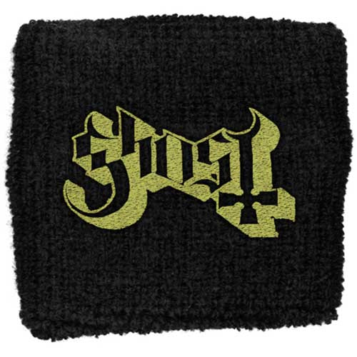 Ghost - Logo (Loose) (Sweatband)