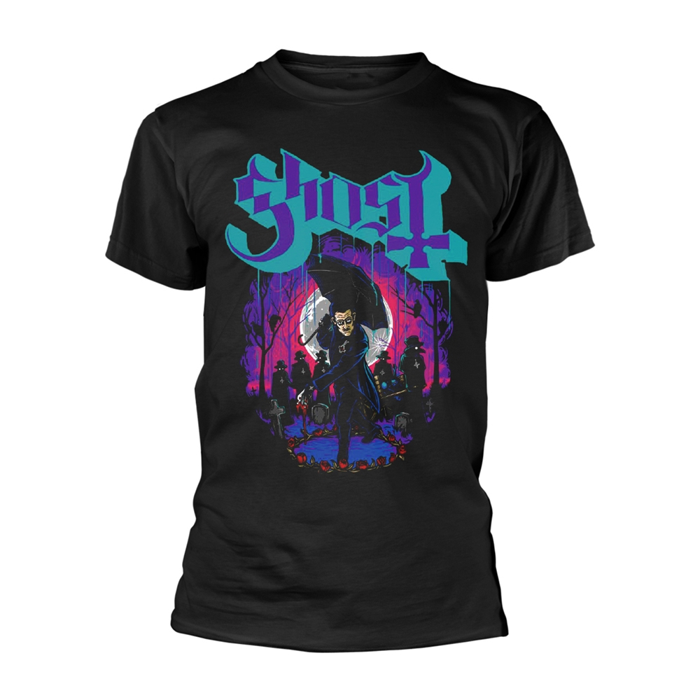 Ghost - Ashes (Black)