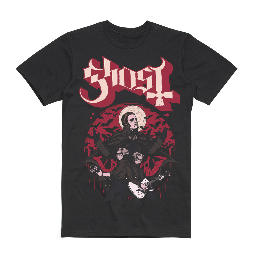 Ghost - Guitars