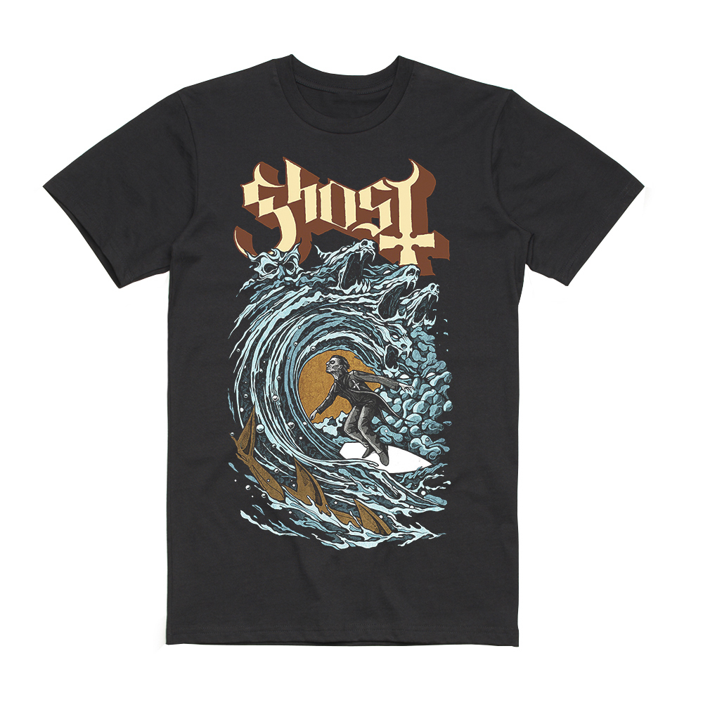 Ghost - Evil Surfer