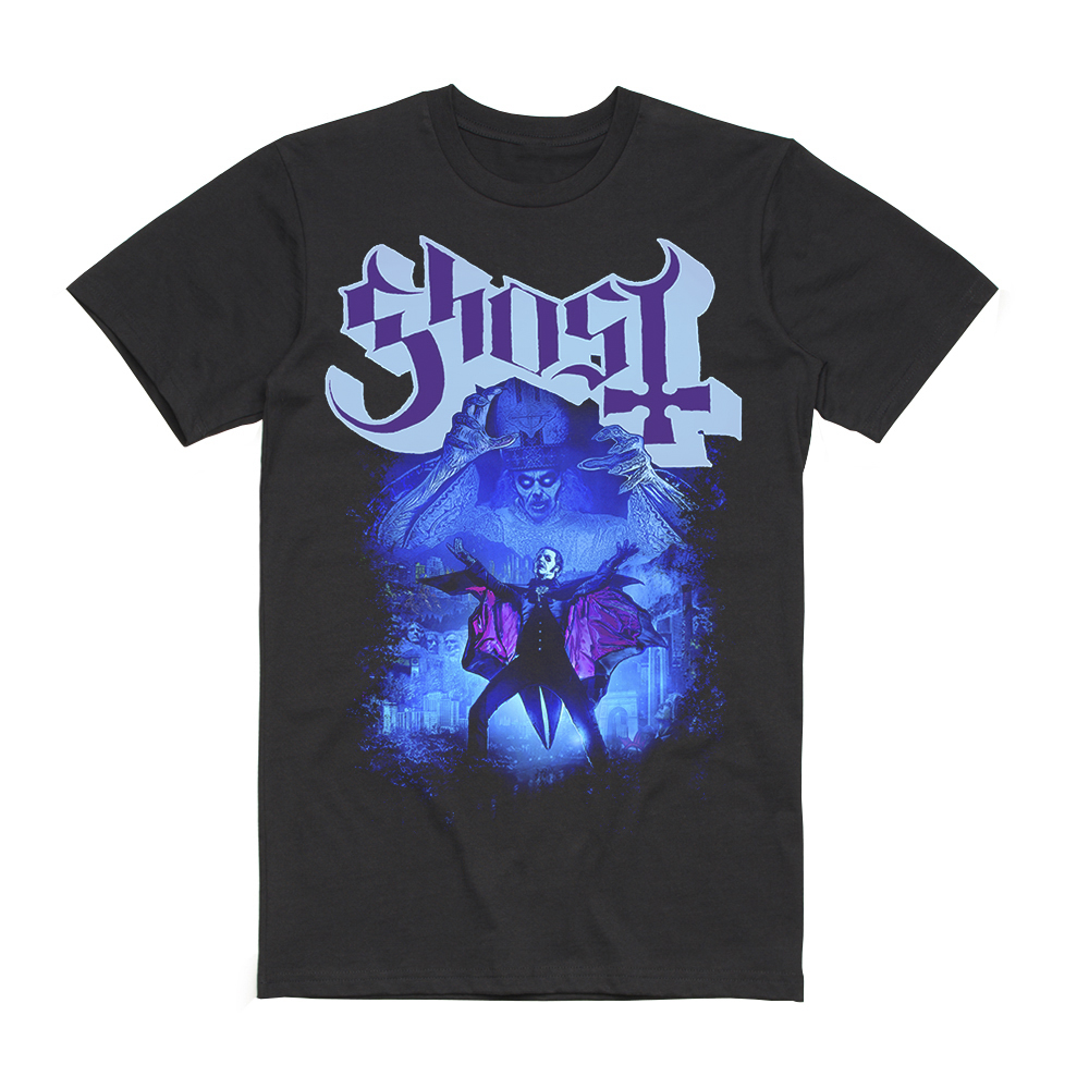 Ghost - Ultimate Tour Named Death T-Shirt