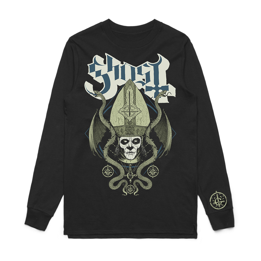 Ghost - Nihil Serptentis (Long Sleeve T-Shirt)