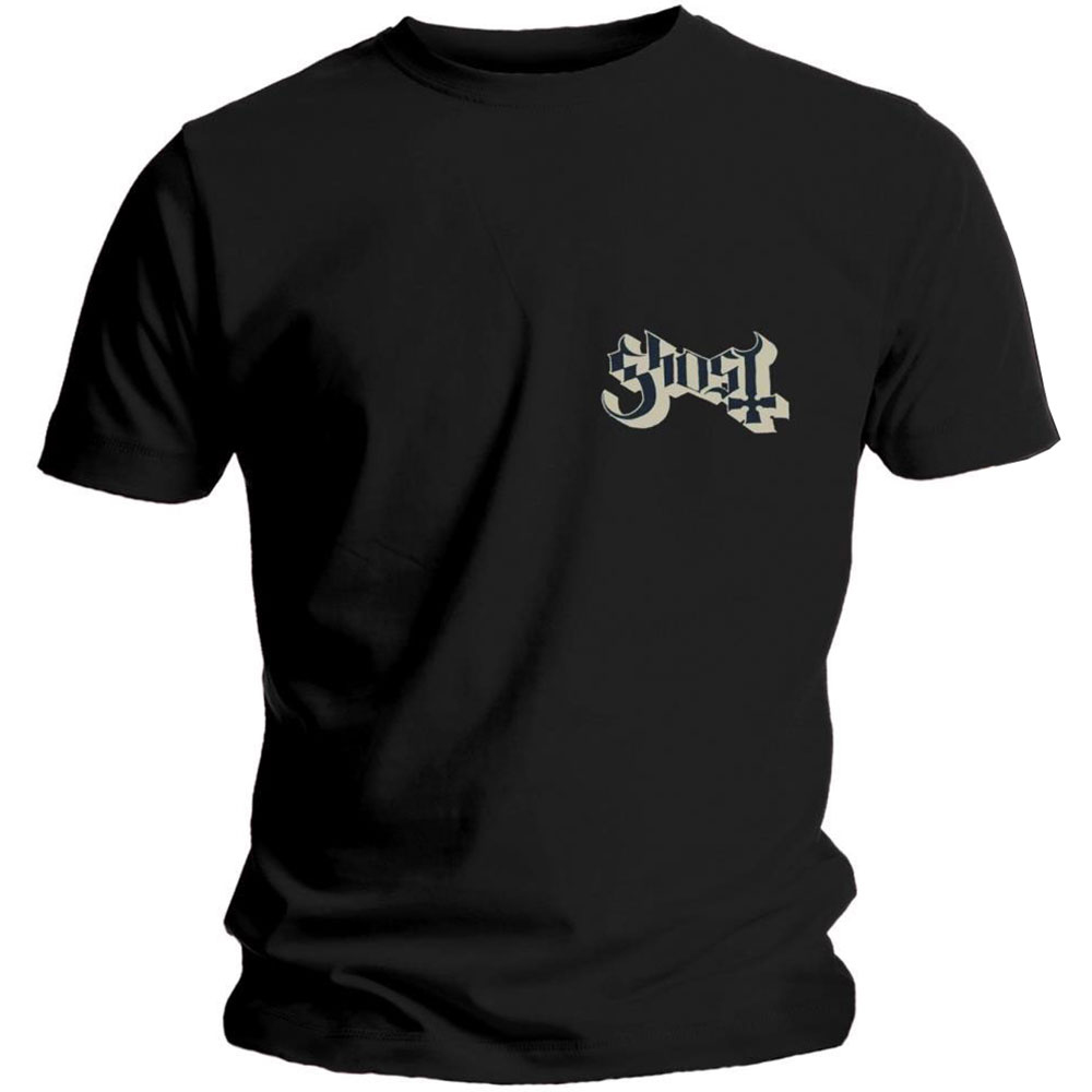Ghost - Pocket Logo