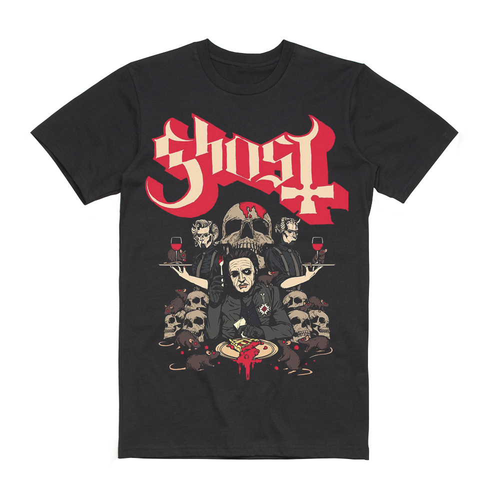 Ghost - Amuse Bouche Tee