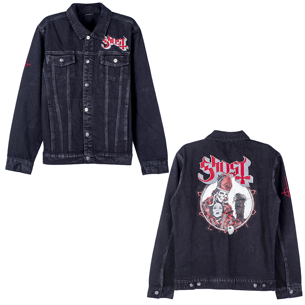 Ghost - Possession Denim Jacket