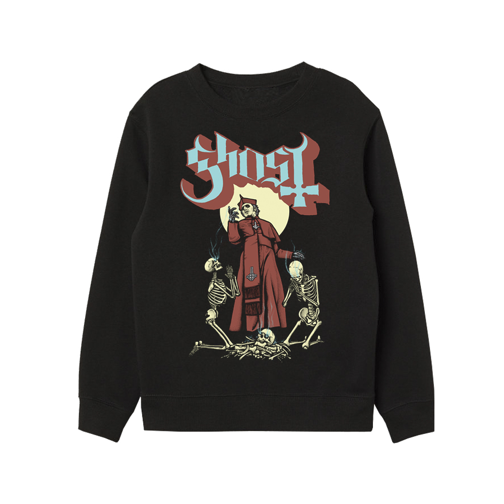 Ghost - Skeletal Prayers  Sweater