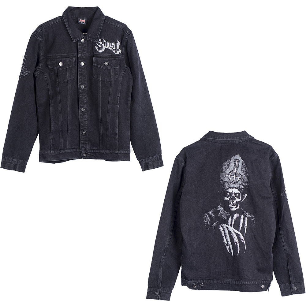 Ghost - Nosferatu Denim Jacket