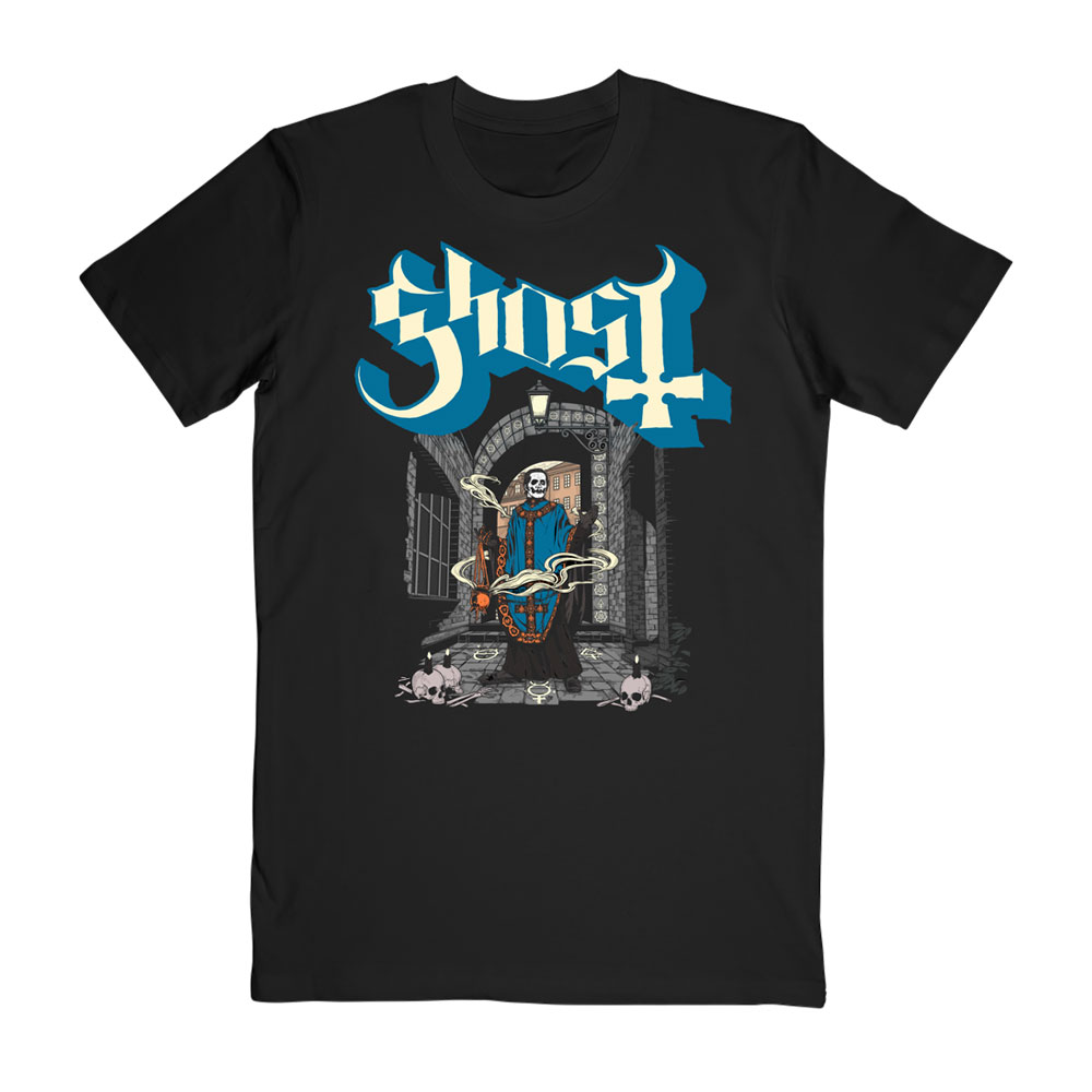 Ghost - Incense Tee