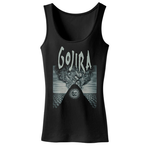 Gojira - Elements (D) (Ladies Tank Top)