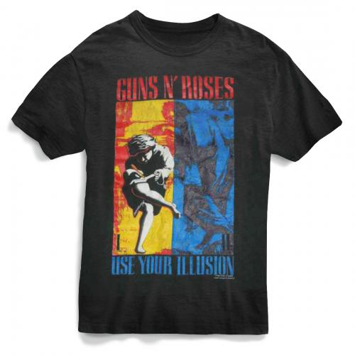 Guns N Roses - 1991 Illusion Combo