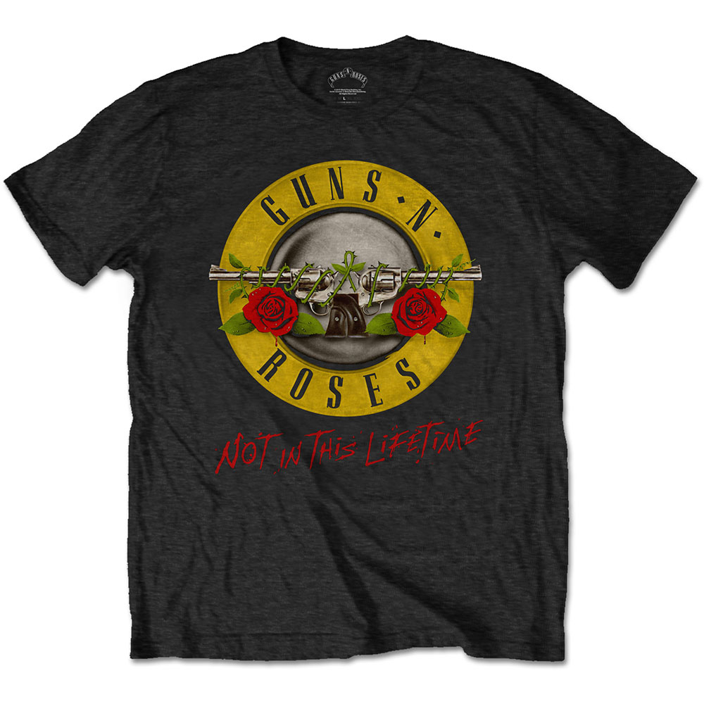 Guns N Roses - Not In This Lifetime Tour (Black)