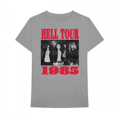 Guns N Roses - Hell Tour 1985 (Grey)