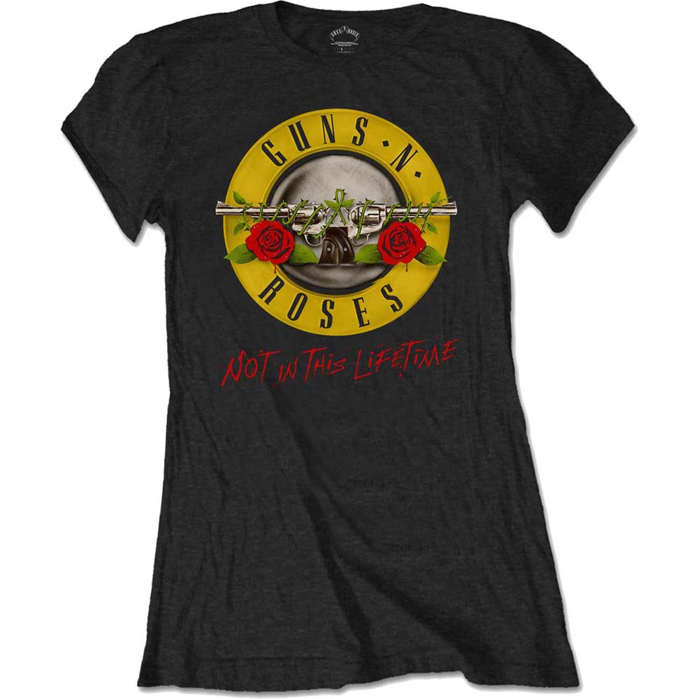 Guns N Roses - Not In This Lifetime Tour (Back Print)
