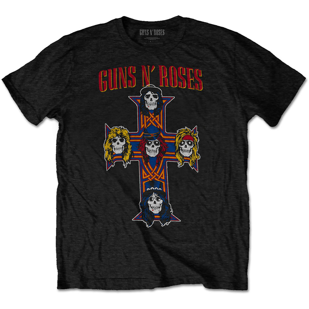 Guns N Roses - Vintage Cross