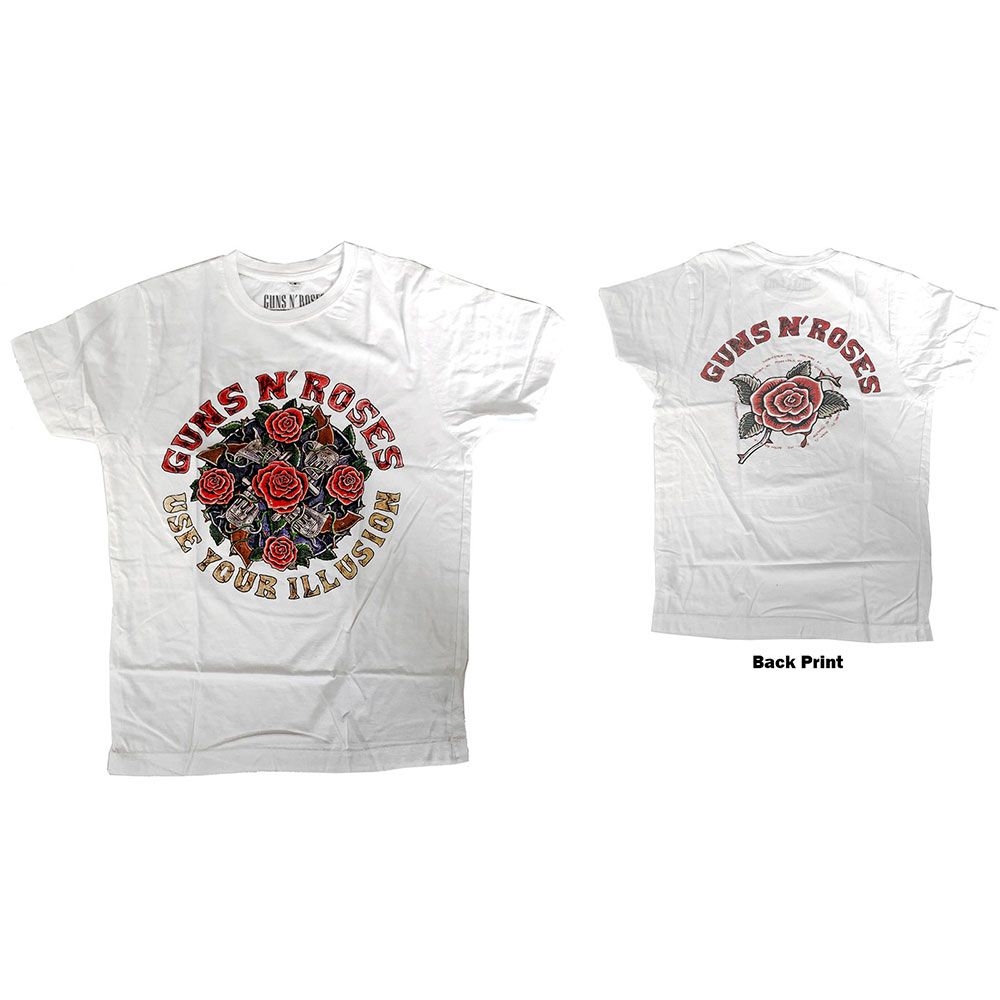 Guns N Roses - Use Your Illusion (Back Print)