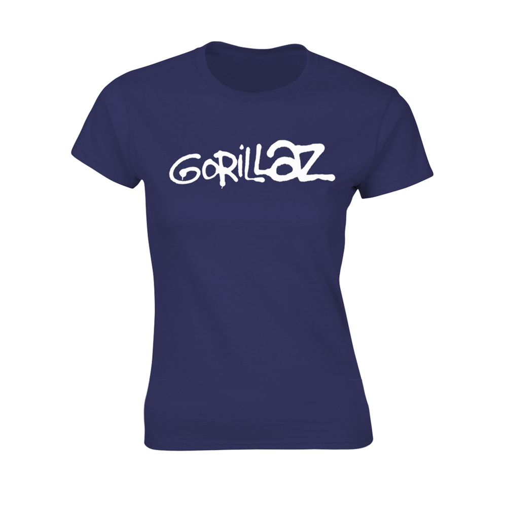 Gorillaz - Logo (Ladies)