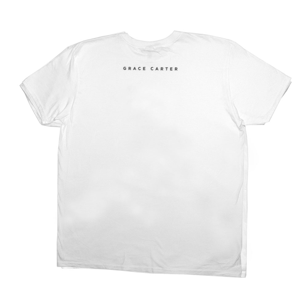 Grace Carter - Outline (White)