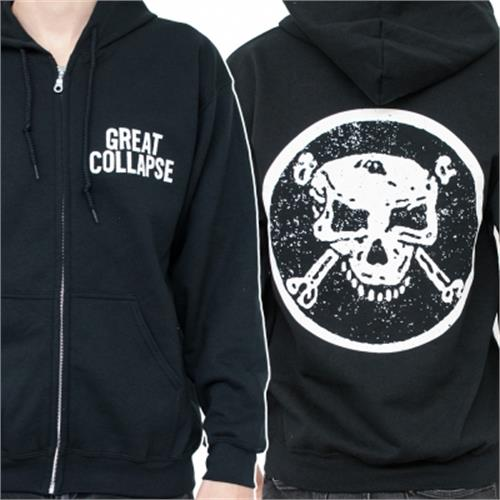 Great Collapse - Skull (Black)