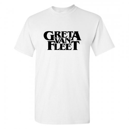 elegant and sturdy package 100% authentic complete in specifications Greta Van Fleet Logo White