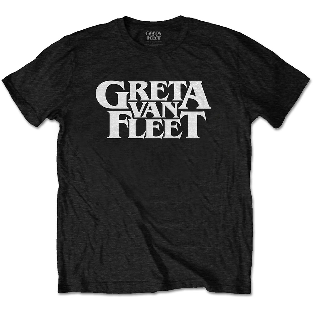 Greta Van Fleet - Logo Black