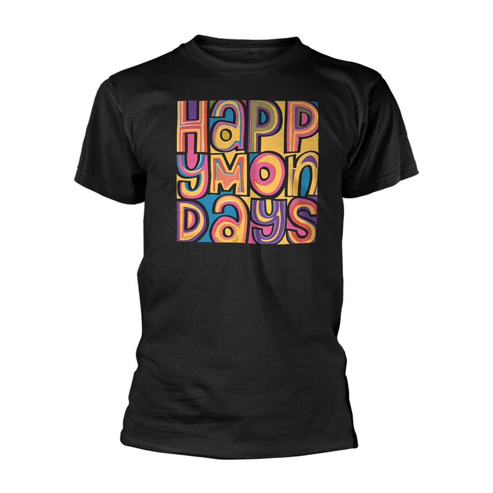 Happy Mondays - Happy Mondays (Black)