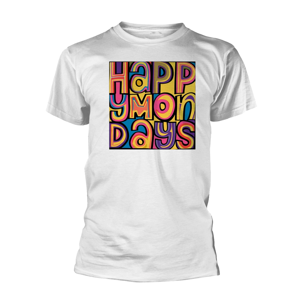Happy Mondays - Happy Mondays (White)