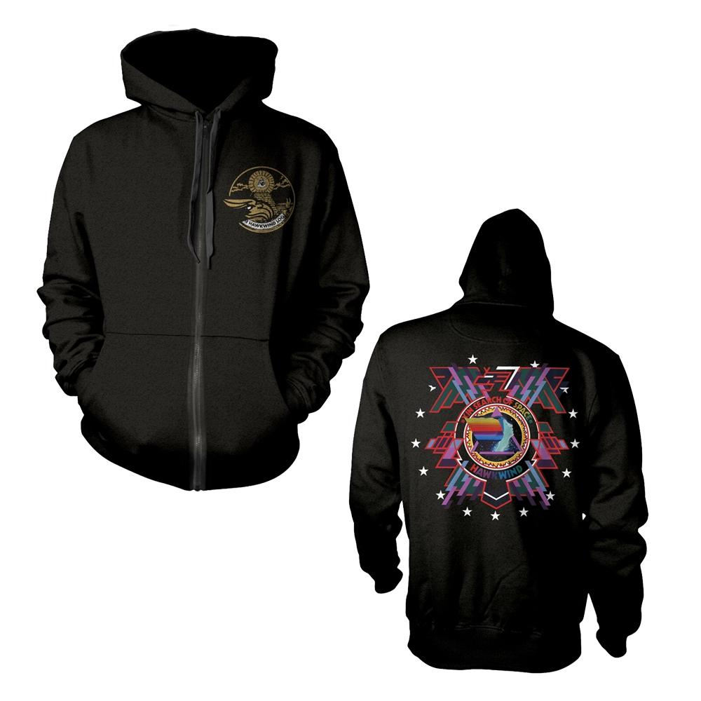 Hawkwind - In Search Of Space (Zip Hoodie)