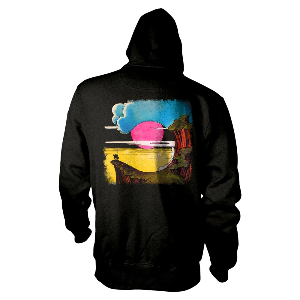 Hawkwind - Warrior On The Edge Of Time (Zip Hoodie)