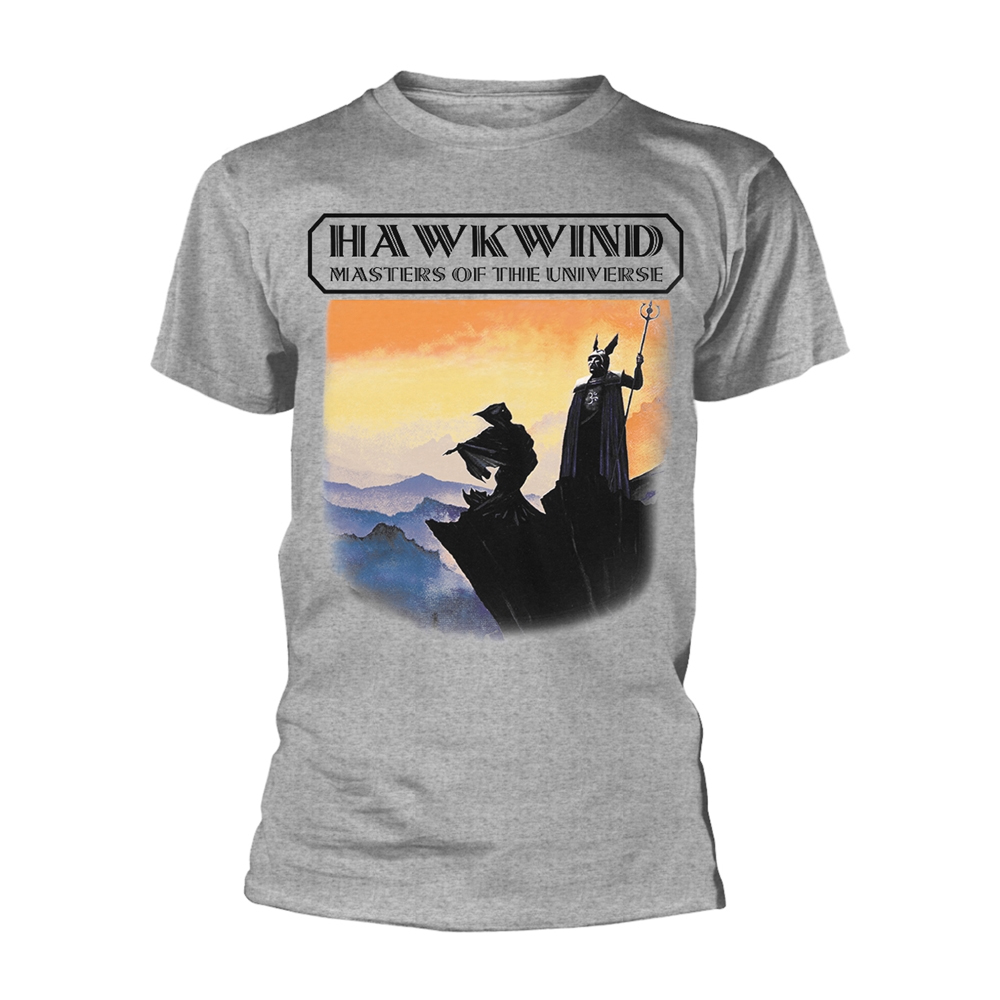 Hawkwind - Masters Of The Universe (Grey)