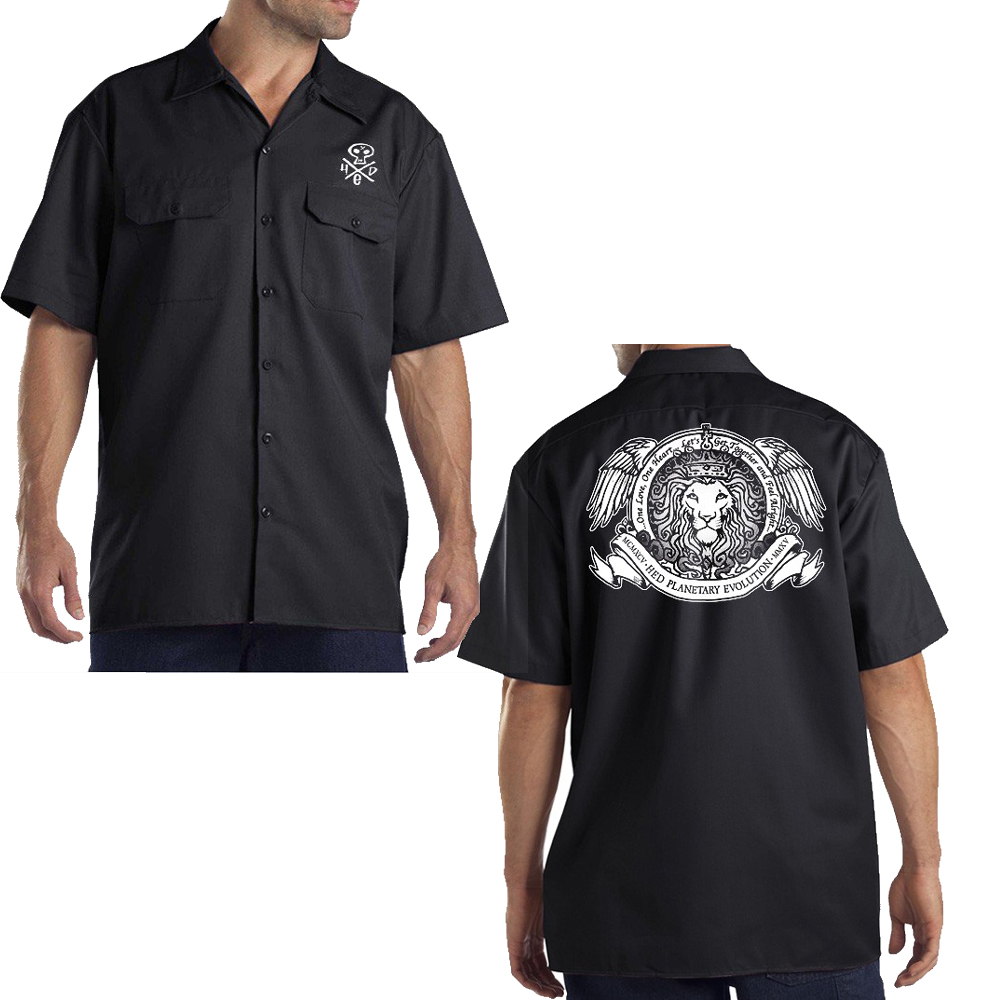 Hed Pe - Skull Lion Workshirt