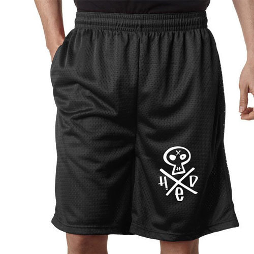 Hed Pe - Skull Logo (Basketball Shorts)