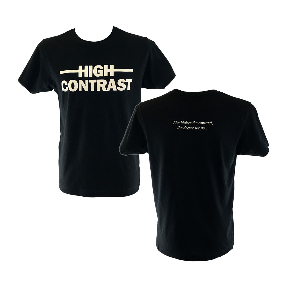 High Contrast -  High Contrast Font