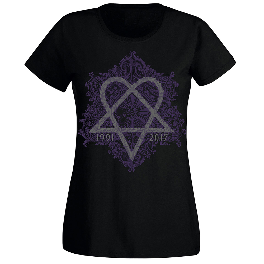 HIM - Antique Heartagram (Women's)