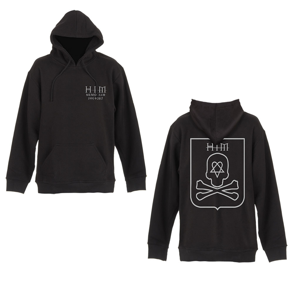 HIM - Coat Of Arms Hoodie