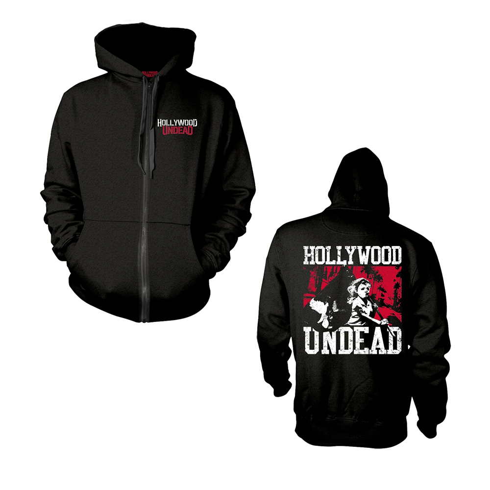 Hollywood Undead - Dirty V (Black)
