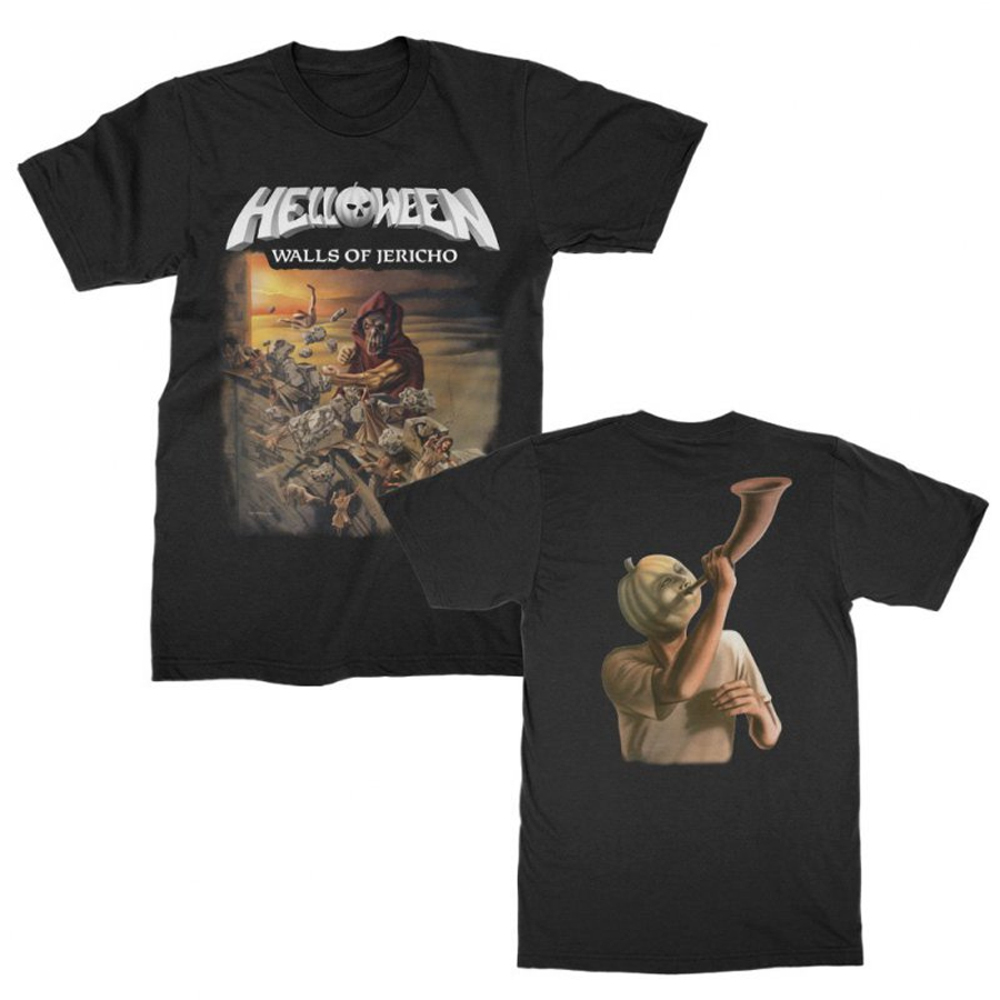 Helloween - Walls of Jericho (Black)