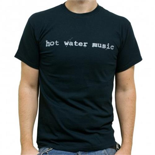 Hot Water Music - Traditional (Black)