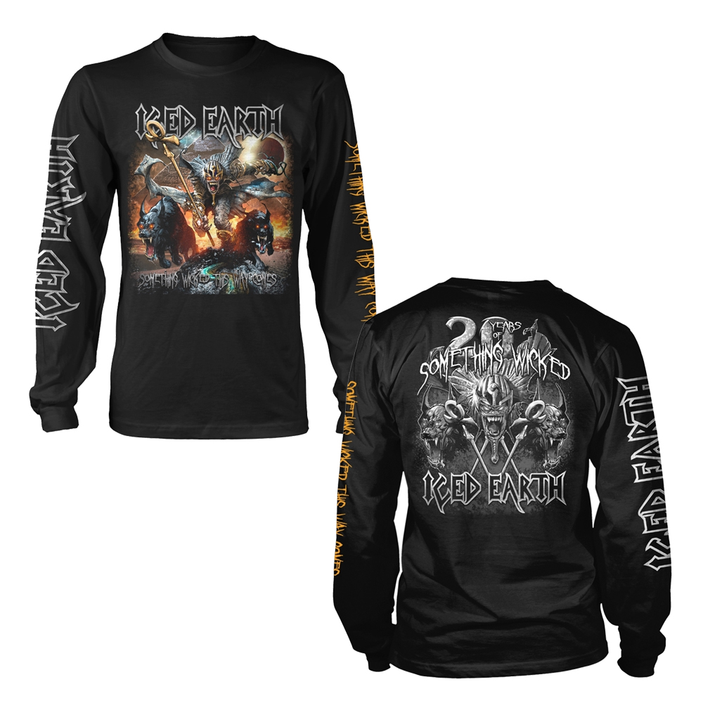 Iced Earth - Something Wicked (Longsleeve)
