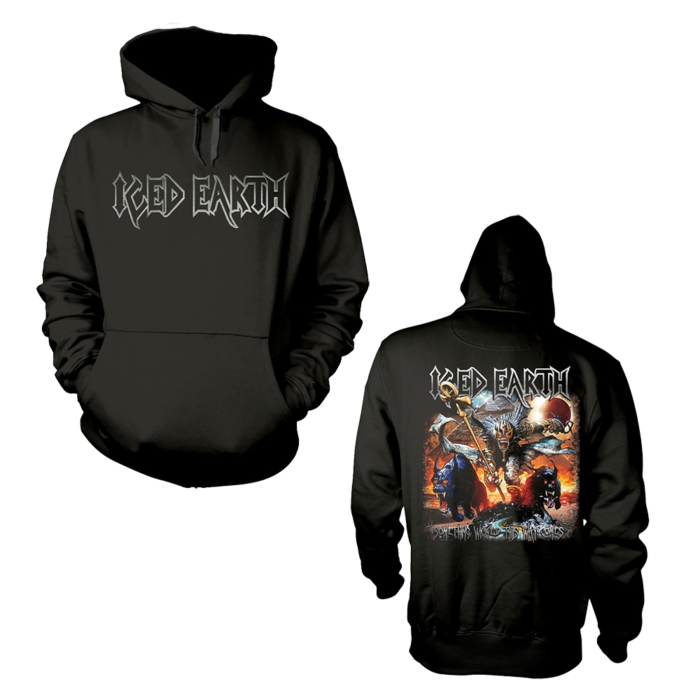 Iced Earth - Something Wicked (Hoodie)