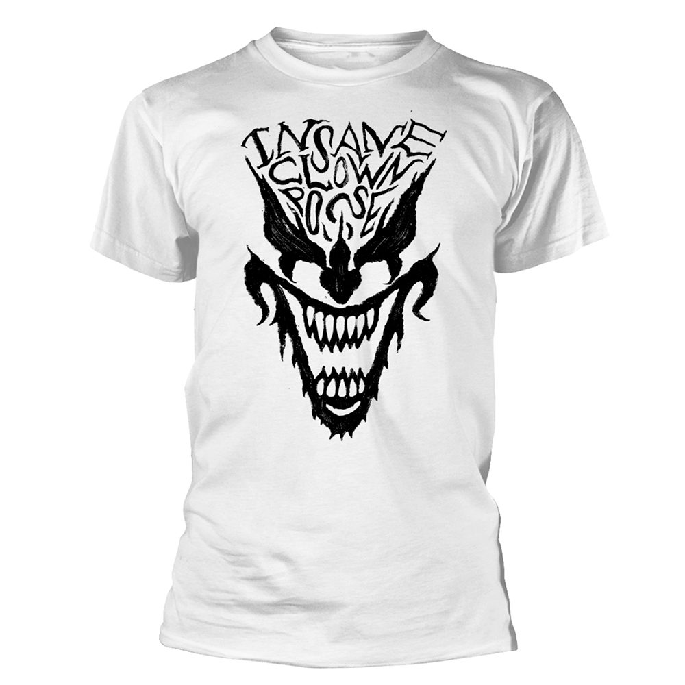 Insane Clown Posse - Face (White)