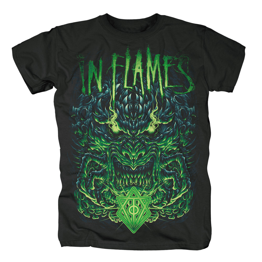 In Flames - Hatred Connected (Black)