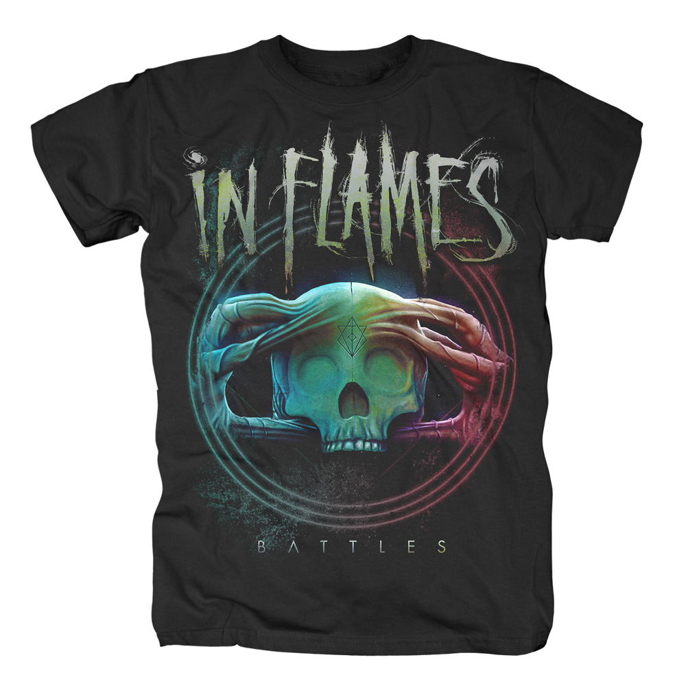 In Flames - Battles Circle (Black)