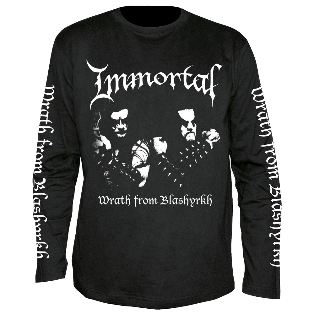 Immortal - Wrath (Longsleeve)