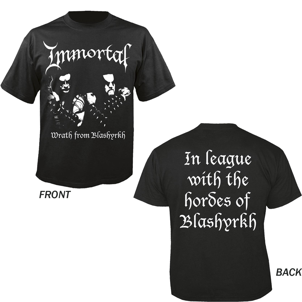 Immortal - Wrath
